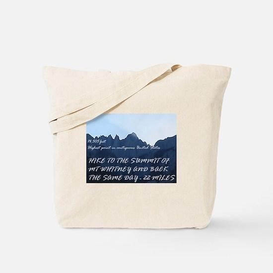 Whitney Tote Bag