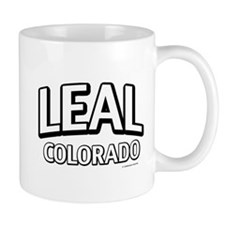 Leal Colorado Mug