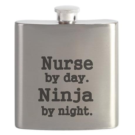 Nurse by day Flask