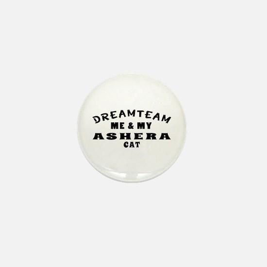 Asher Cat Designs Mini Button