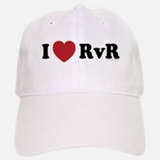 I Love RvR Baseball Baseball Cap
