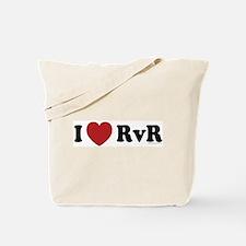 I Love RvR Tote Bag