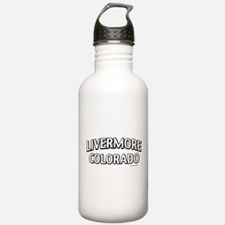 Livermore Colorado Water Bottle