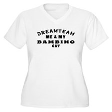 Bambino Cat Designs T-Shirt