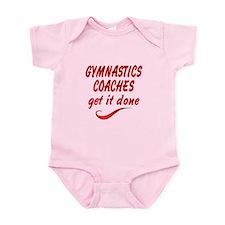 Gymnastics Coaches Infant Bodysuit