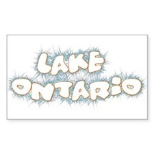 Lake Ontario Decal