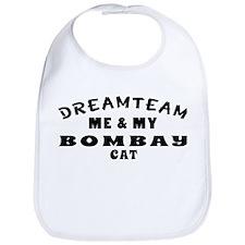 Bombay Cat Designs Bib