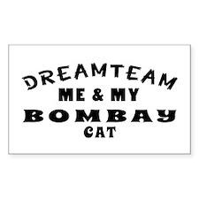 Bombay Cat Designs Decal