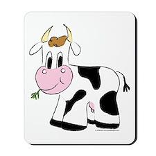 Cara the Cow Mousepad