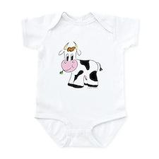 Cara the Cow Infant Bodysuit