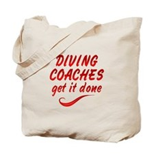 Diving Coaches Tote Bag