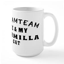 Burmilla Cat Designs Mug