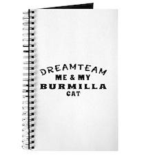 Burmilla Cat Designs Journal