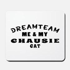 Chausie Cat Designs Mousepad