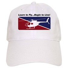 Learn To Fly . . . Live! Baseball Cap