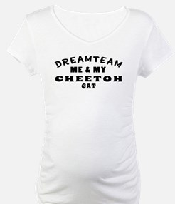 Cheetoh Cat Designs Shirt