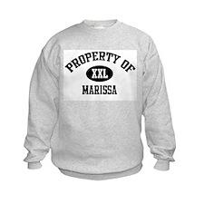 Property of Marissa Sweatshirt
