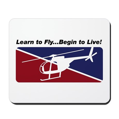 Learn To Fly . . . Live! Mousepad