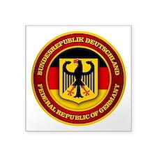 German Emblem Sticker