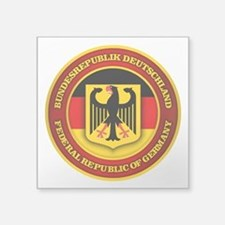 German Emblem Sticker