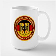 German Emblem Mug