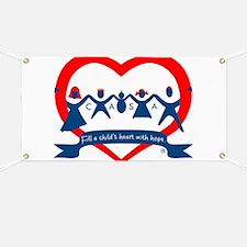 Delaware County CASA Logo Banner