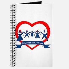 Delaware County CASA Logo Journal