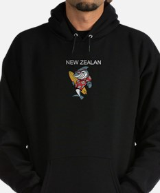 New Zealand Hoodie (dark)