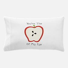 Apple Of My Eye Pillow Case