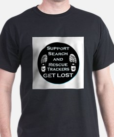 Support SAR Trackers T-Shirt