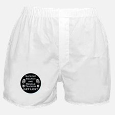 Support SAR Trackers Boxer Shorts
