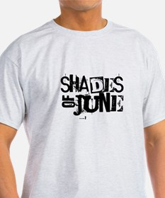 "New - ""shades of june"" - T-Shirt"