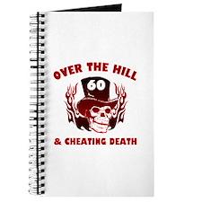 60th Birthday Cheating Death Journal