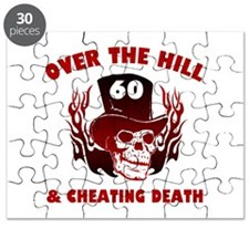 60th Birthday Cheating Death Puzzle