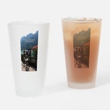 Success is a Journey Drinking Glass