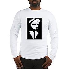 8 Bit Walt Jabsco Long Sleeve T-Shirt