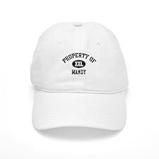 Property of Mandy Baseball Cap