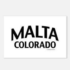 Malta Colorado Postcards (Package of 8)