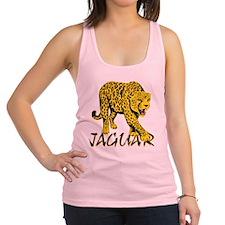 Jaguar Racerback Tank Top