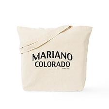 Mariano Colorado Tote Bag