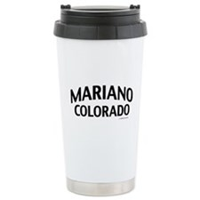 Mariano Colorado Travel Mug