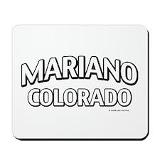 Mariano Colorado Mousepad