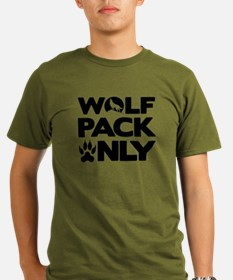 Wolf Pack Only T-Shirt