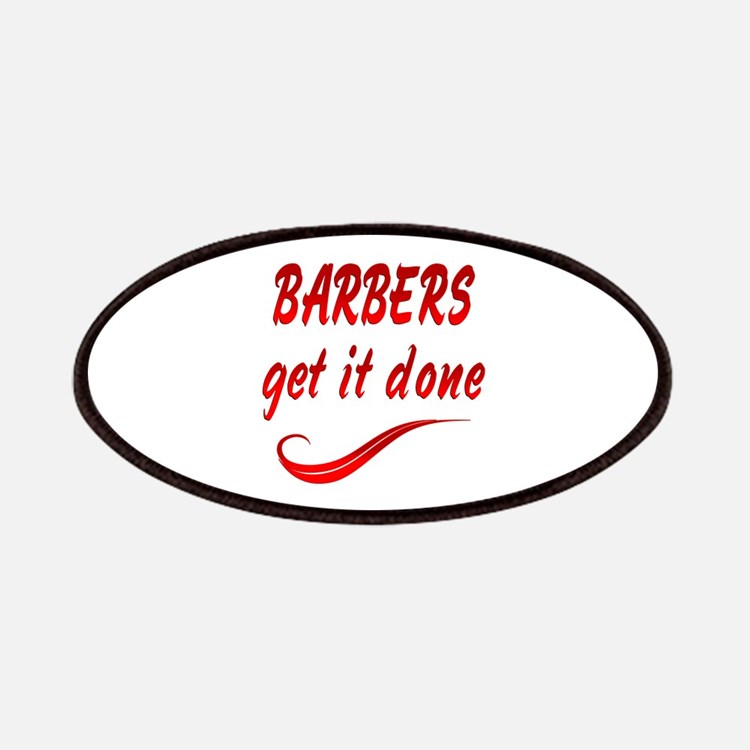 Barbers Patches