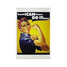 rosie_riveter rep women do it better copy Magnets