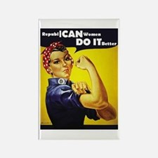 rosie_riveter rep women do it better copy Magnets