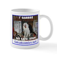 Diz on Guard Mug