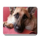 German shepherd Classic Mousepad