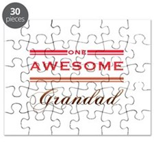 One Awesome Grandad Puzzle