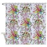 Marie Antoinette's Boudoir Shower Curtain